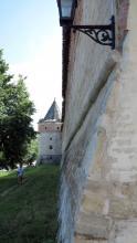 вид на юго-восточную башню