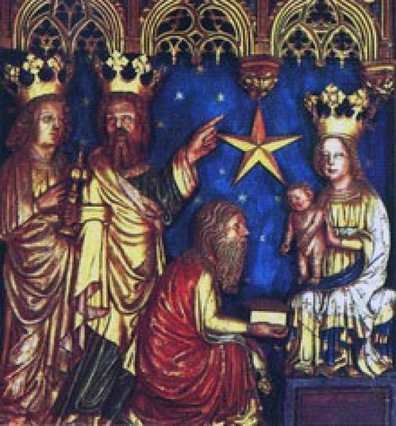 Барельеф в соборе Св. Стефана / Вена, 1359 -1511/