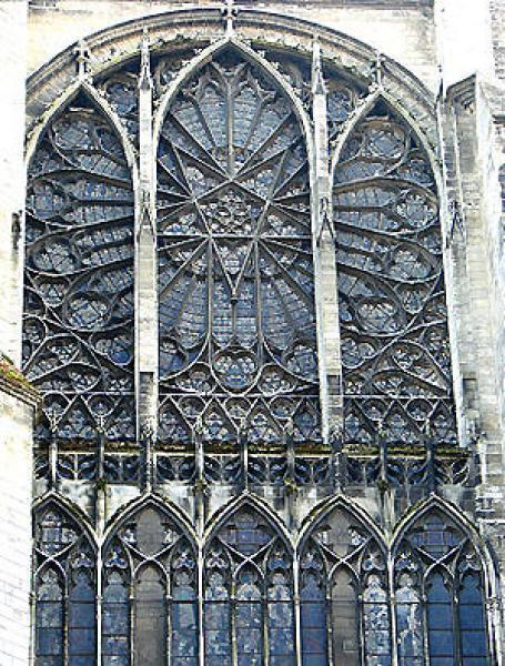 Кафедральный собор в Амьене /Франция/